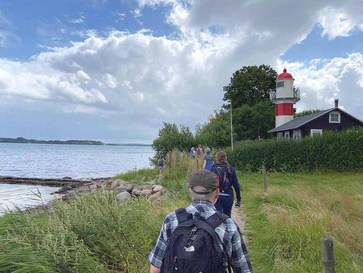 Vandringer langs de sønderjyske fjorde